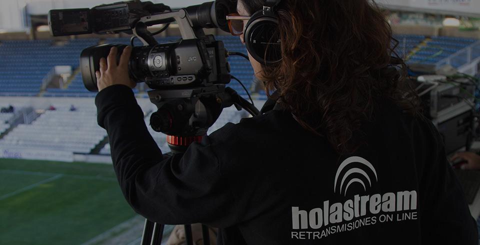 Holastream - Retransmisiones Online