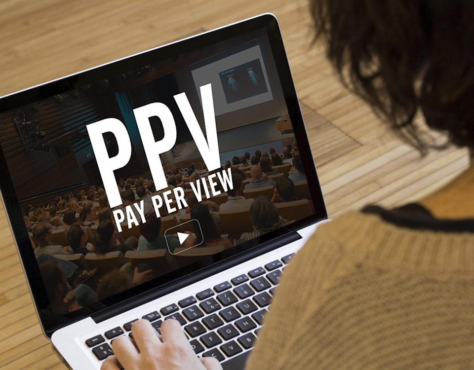 Pay Per View - Holastream