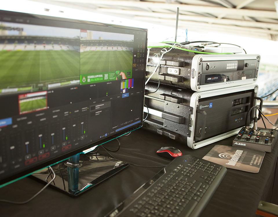 Holastream - Retransmisiones Online - Tecnología Full HD